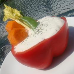 Creamy Horseradish Garlic Spread AngieItaliano