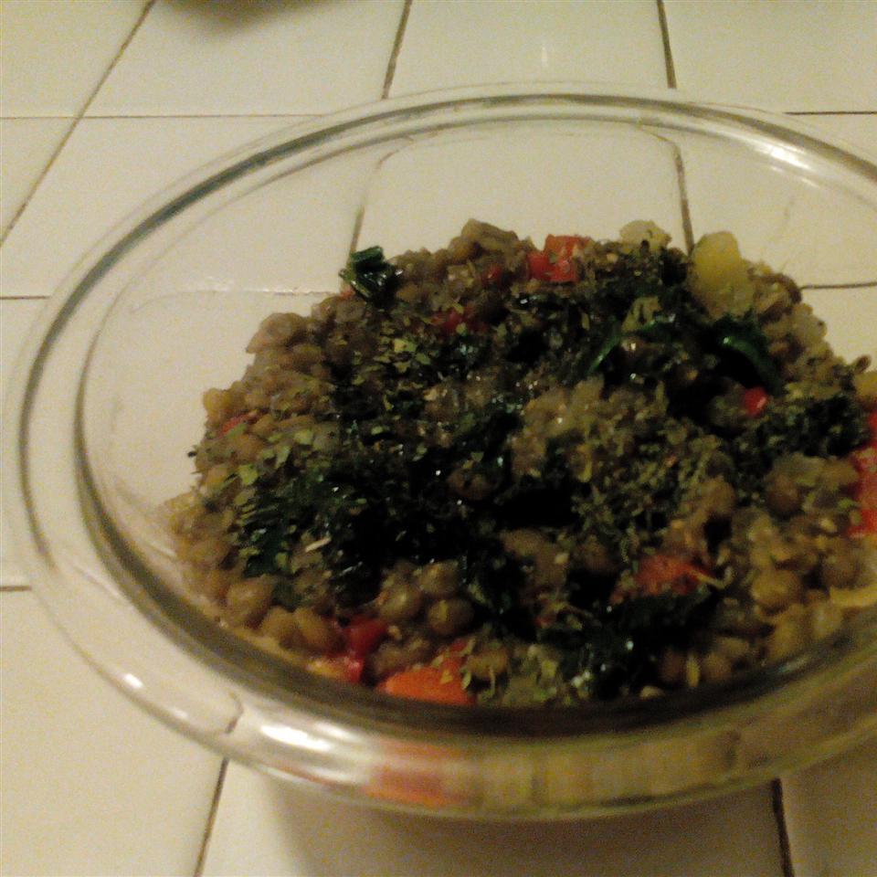 Easy Lentils Side Dish image