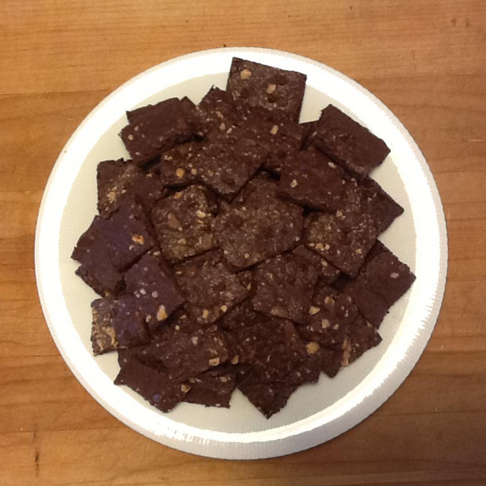 Better-than-the-Bag Brownie Crisps