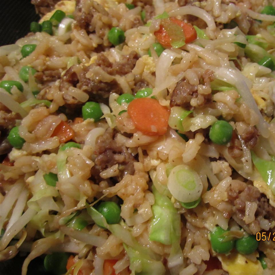 Glo's Sausage Fried Rice BrewCrew