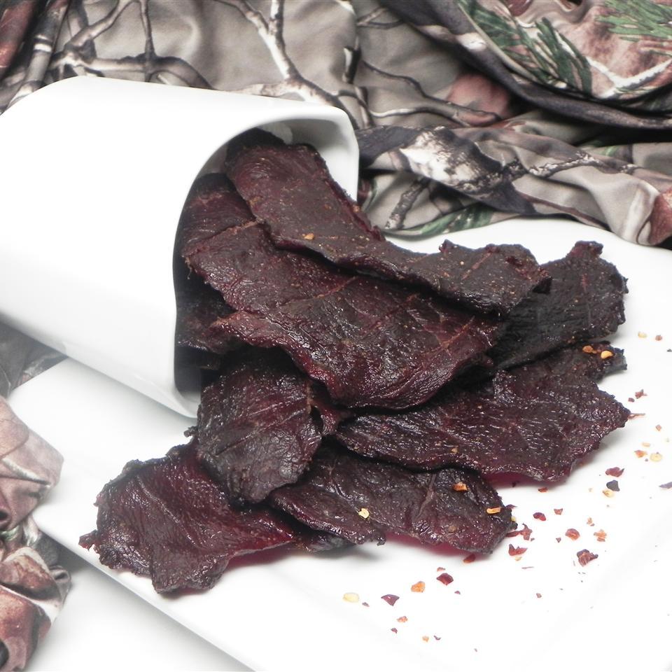 Western Style Beef Jerky