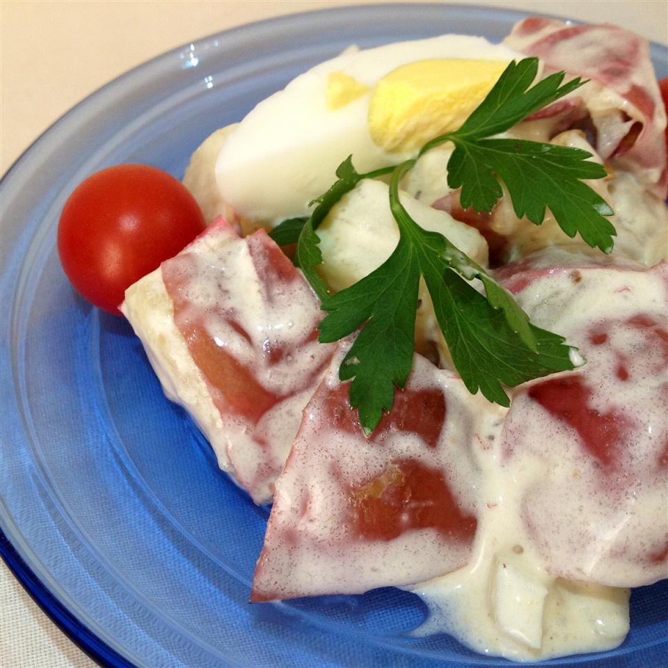 New Red Potato Salad BigShotsMom