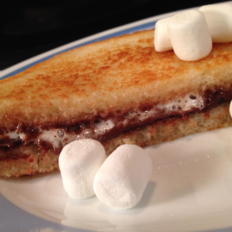 Grilled Marshmallow Nutella®