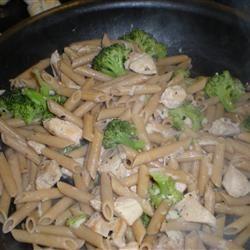 Broccoli and Garlic Penne Pasta Emily Pollock Doyle