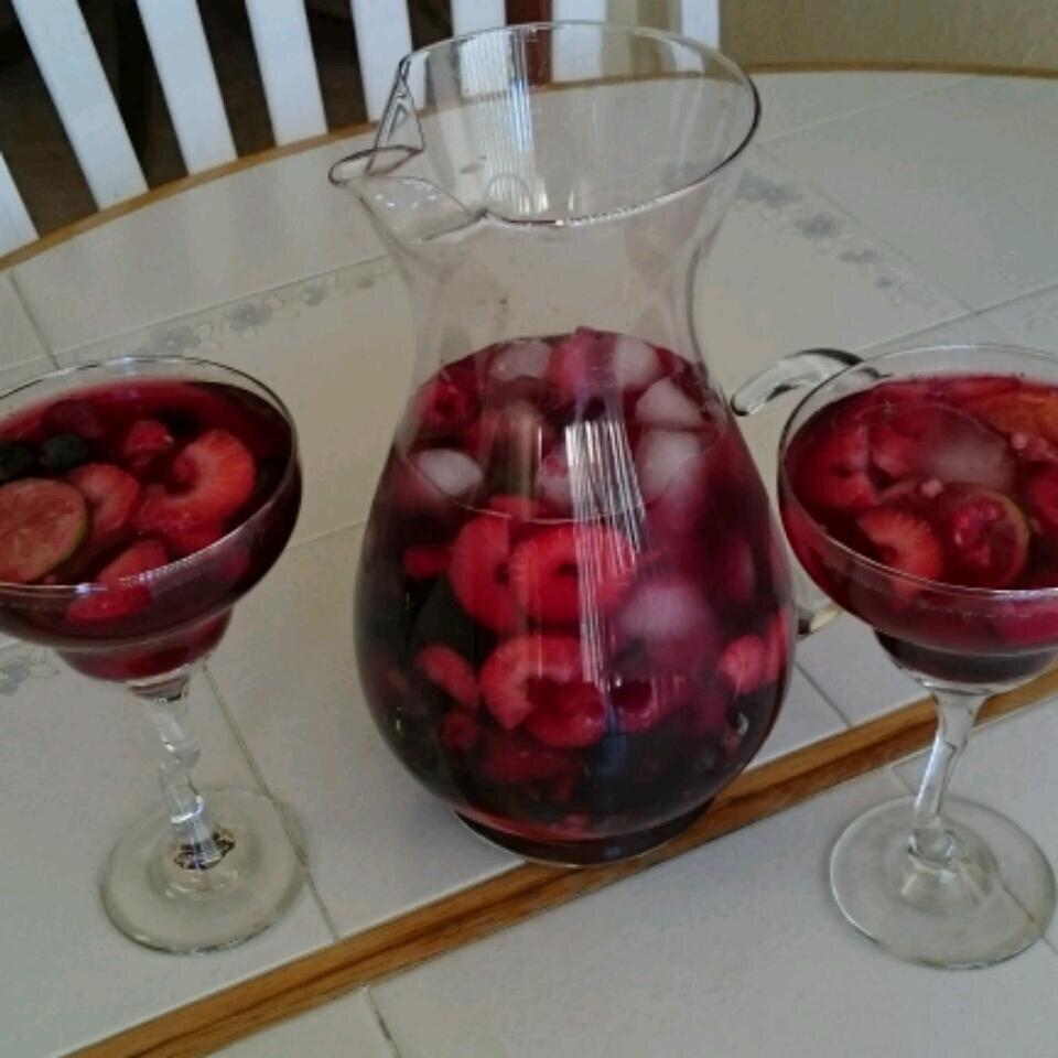 sangria cocktail recipe