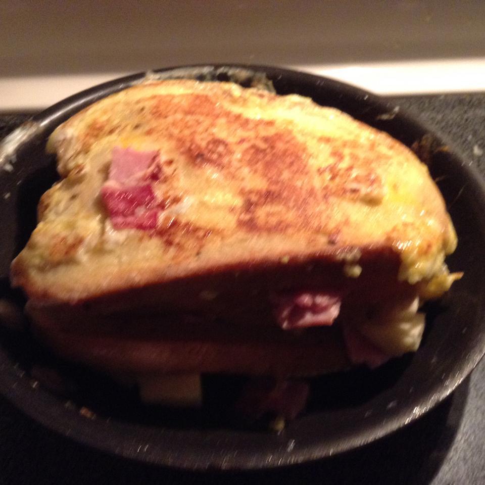 Apple Ham Grilled Cheese Josh Halstead