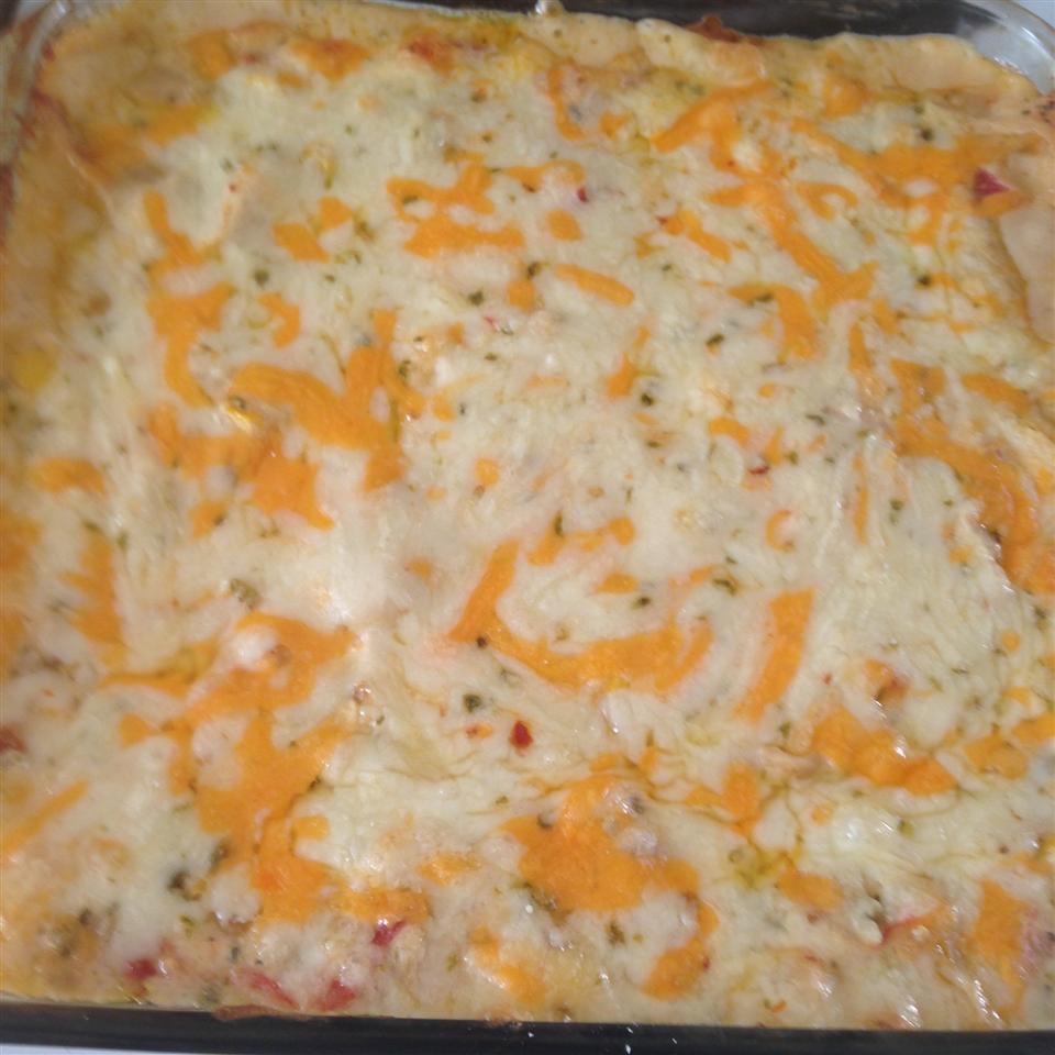 Doritos® Chicken Cheese Casserole
