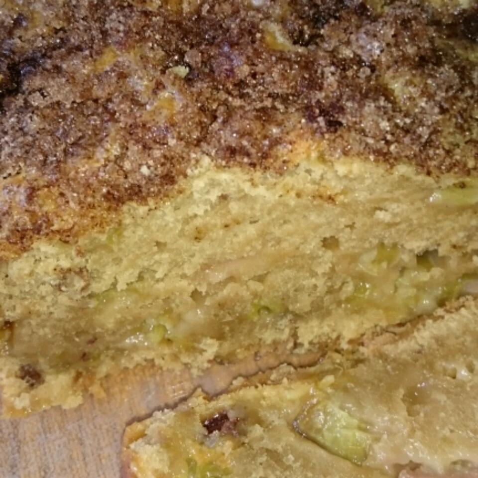 Rhubarb Bread II