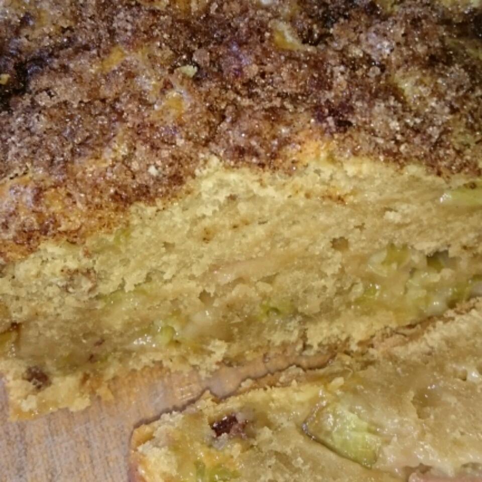 Rhubarb Bread II Renee Maass