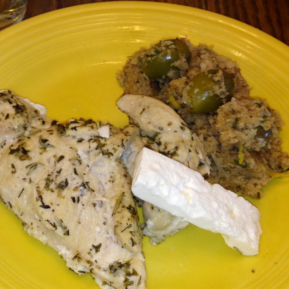 Cauliflower Couscous MMMICHELLE