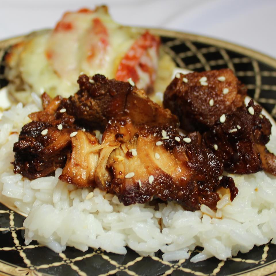 Sesame Chicken for Slow Cooker Paula