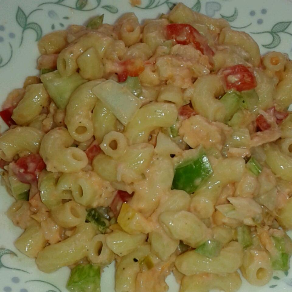 Tangy Catalina Pasta Salad Cheryl L Thompson
