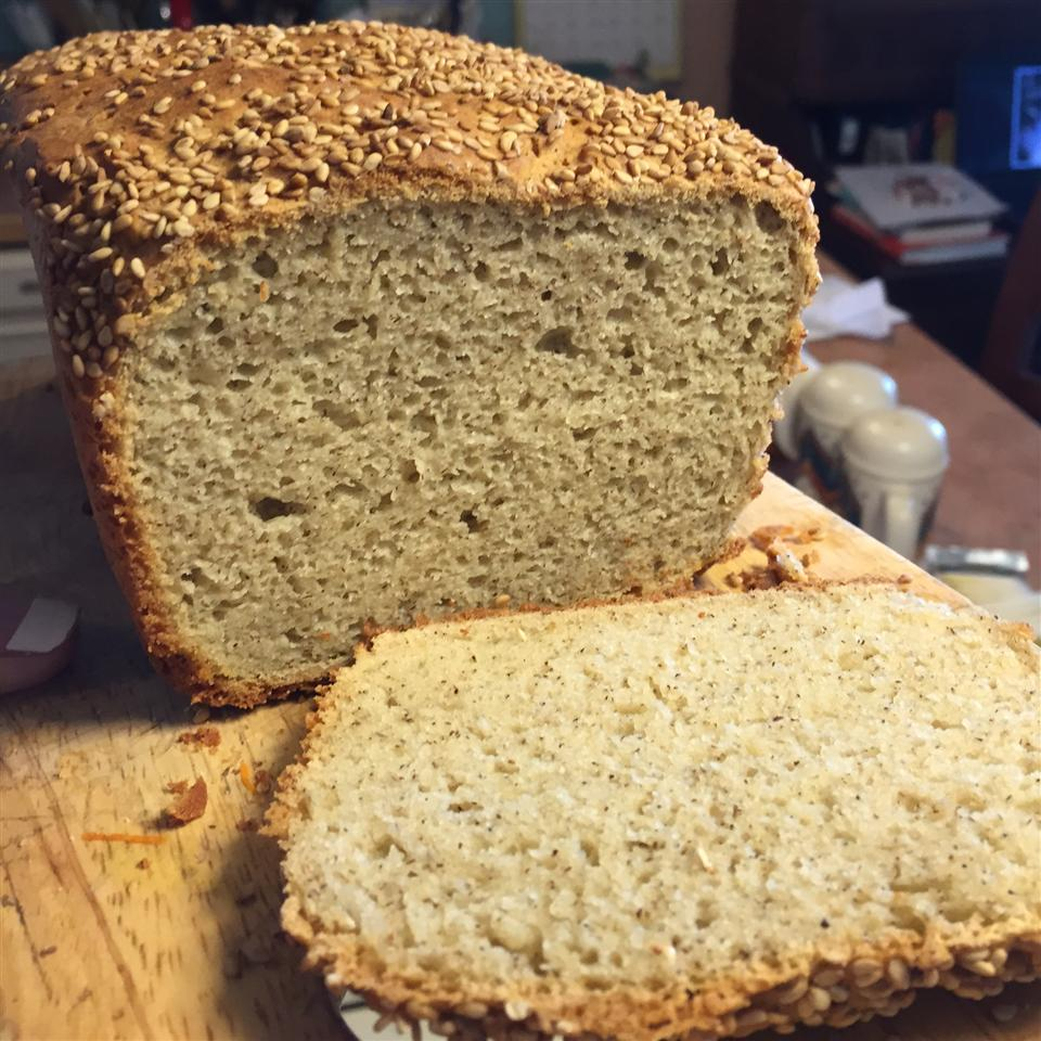 Gluten-Free Beer Bread sdewing