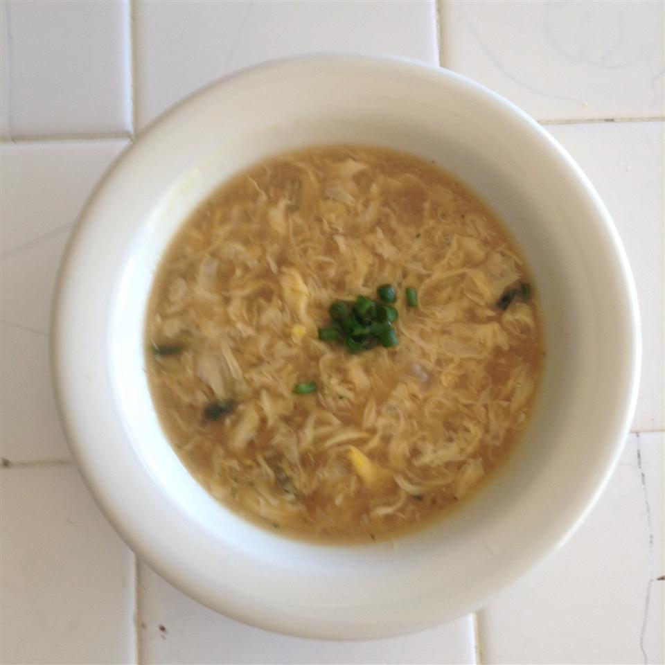 Egg Drop Soup (Better than Restaurant Quality!)