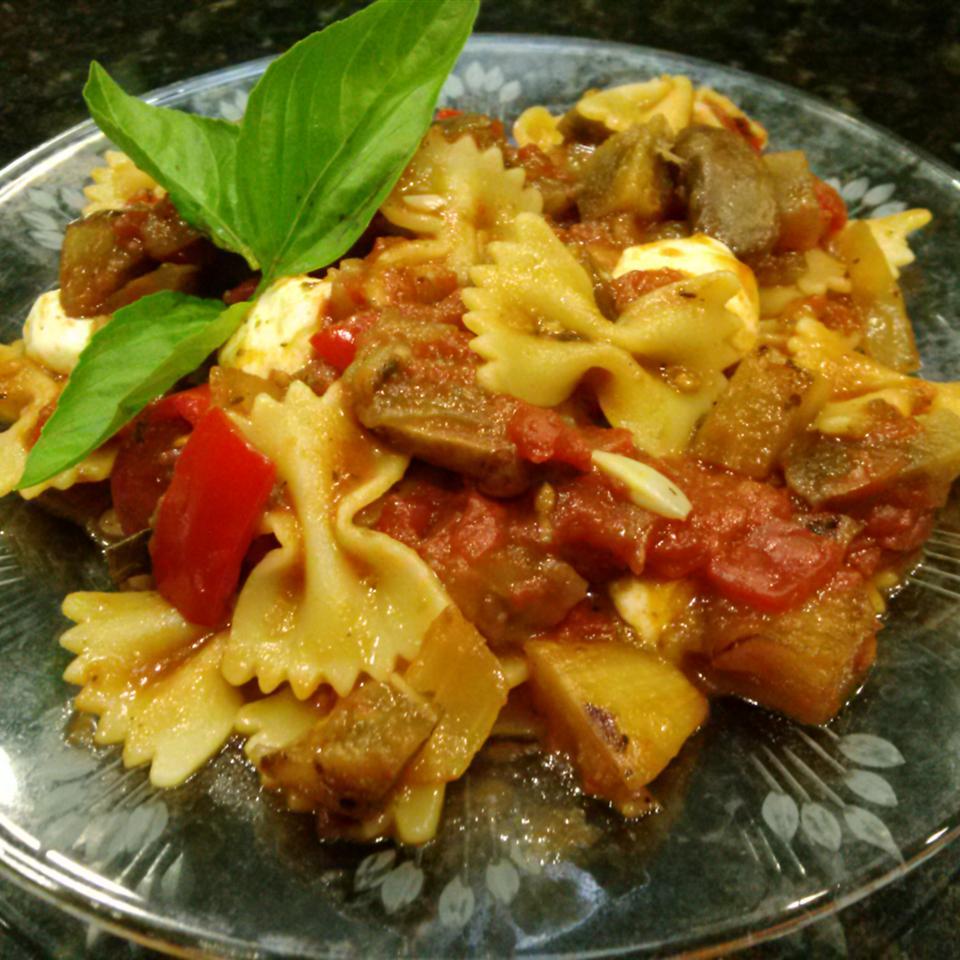 Awesome Eggplant Pasta Qhhunters