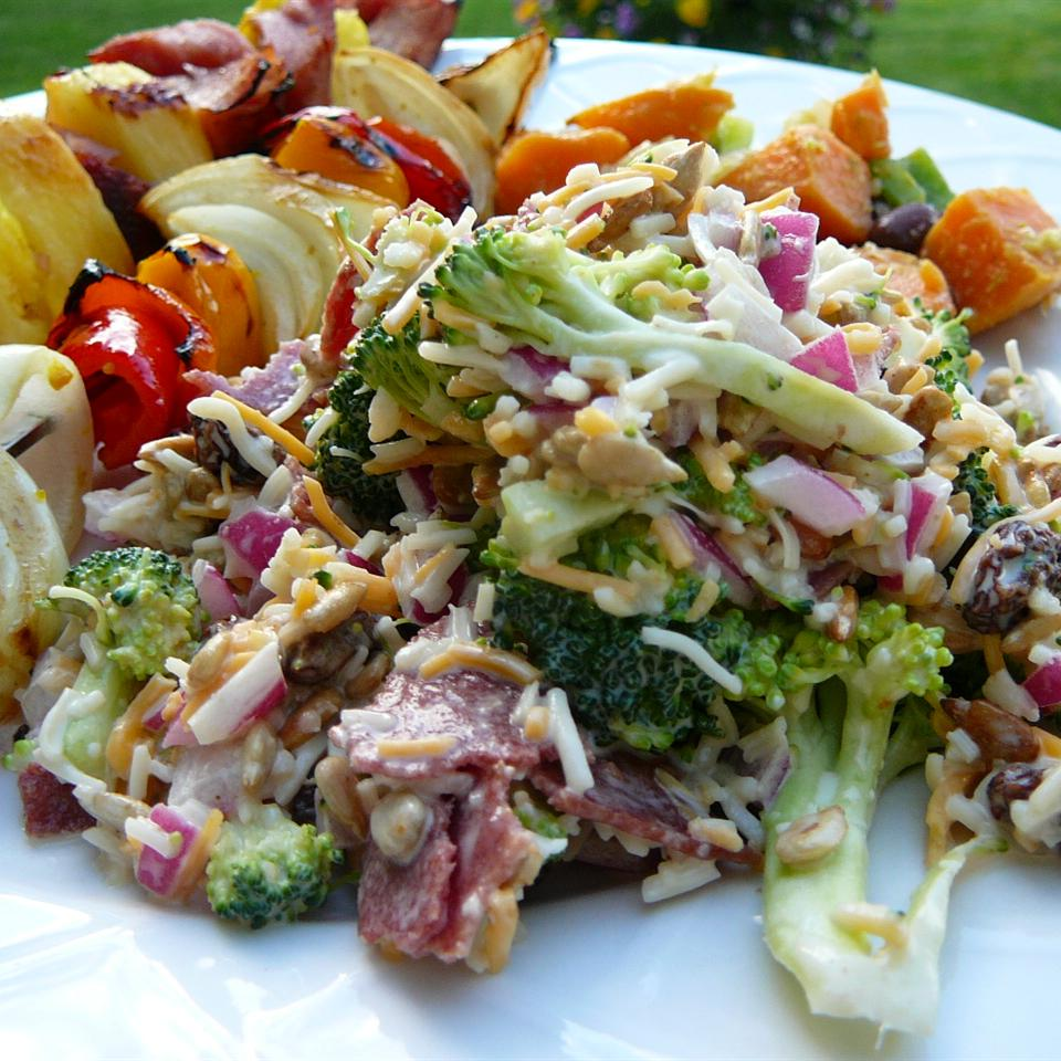 Toss-Together Broccoli Salad