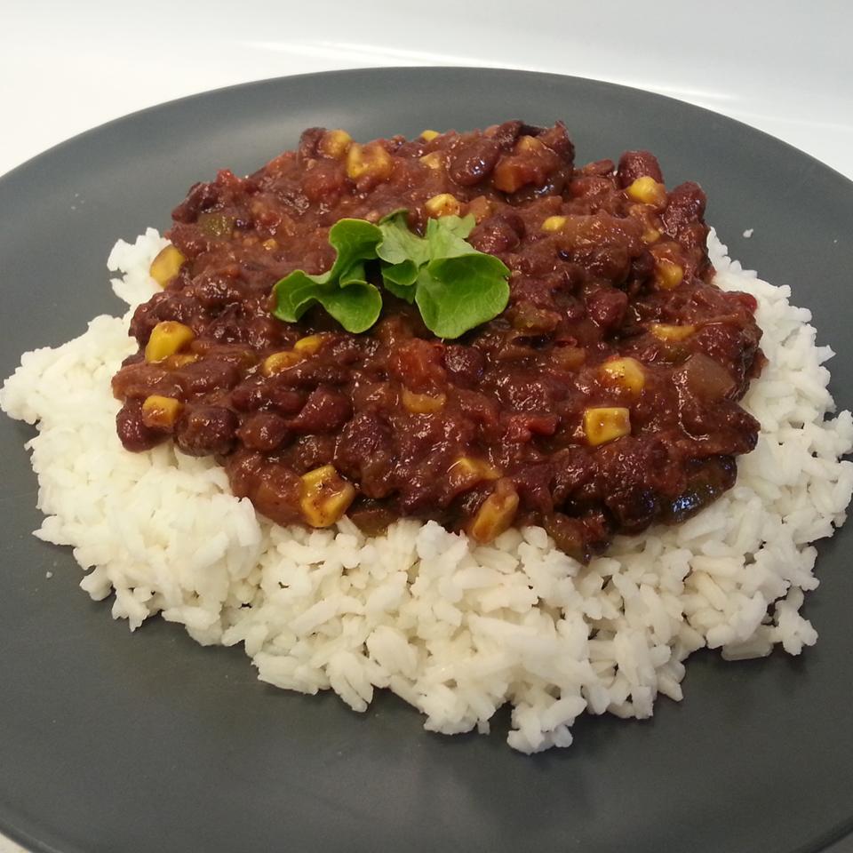 Grandma Sony's Slow Cooker Black Beans