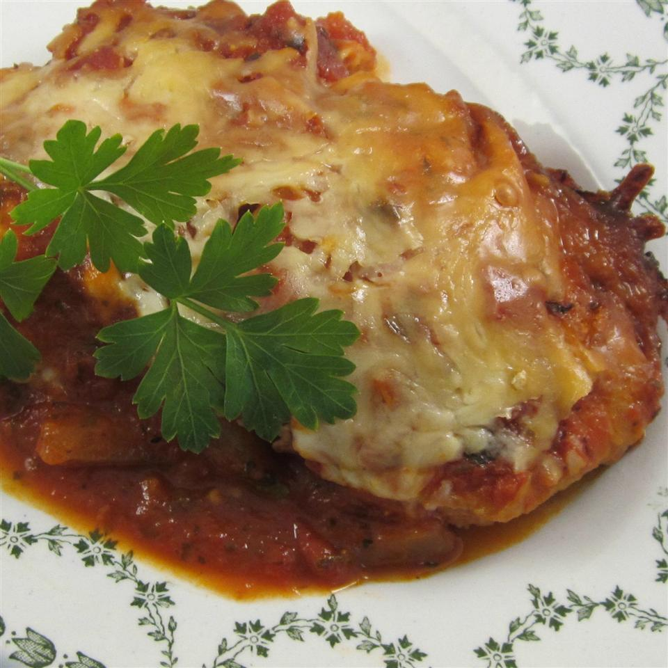 Eggplant Parmesan For the Slow Cooker