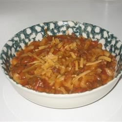 Mexican-Style Goulash FROGHOPPER