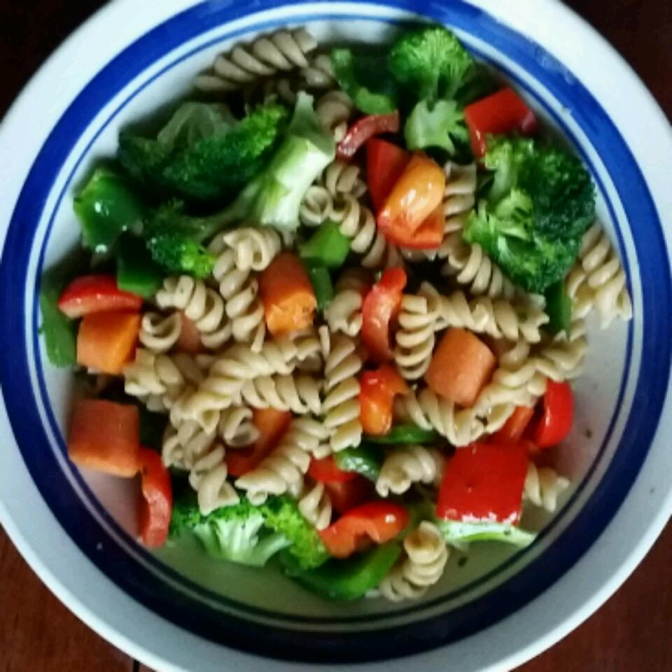 Pasta with Vegetables newdayvow