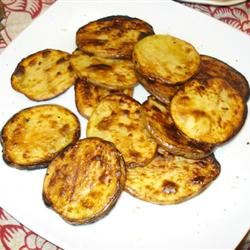 Quick and Easy Grilled Potatoes JasLak