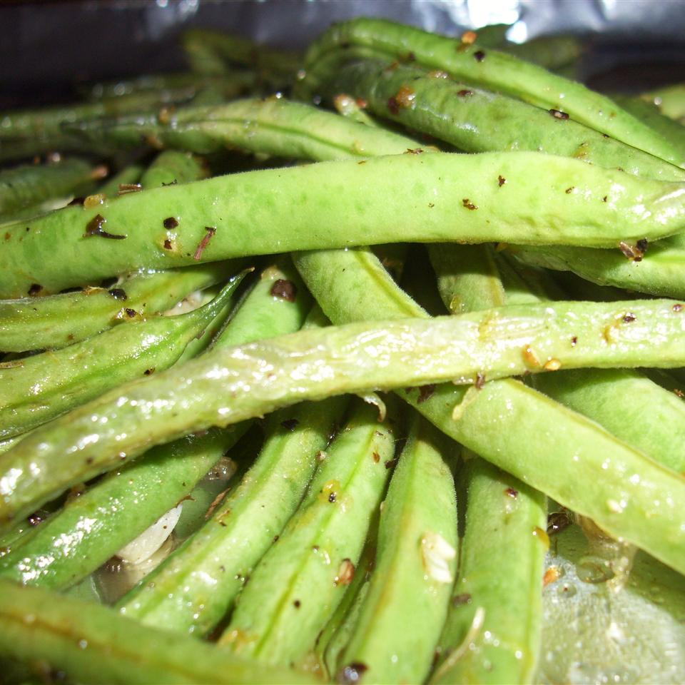 Simple and Tasty Green Beans