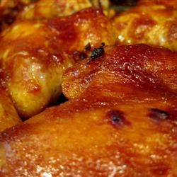 Becki's Oven Barbecue Chicken