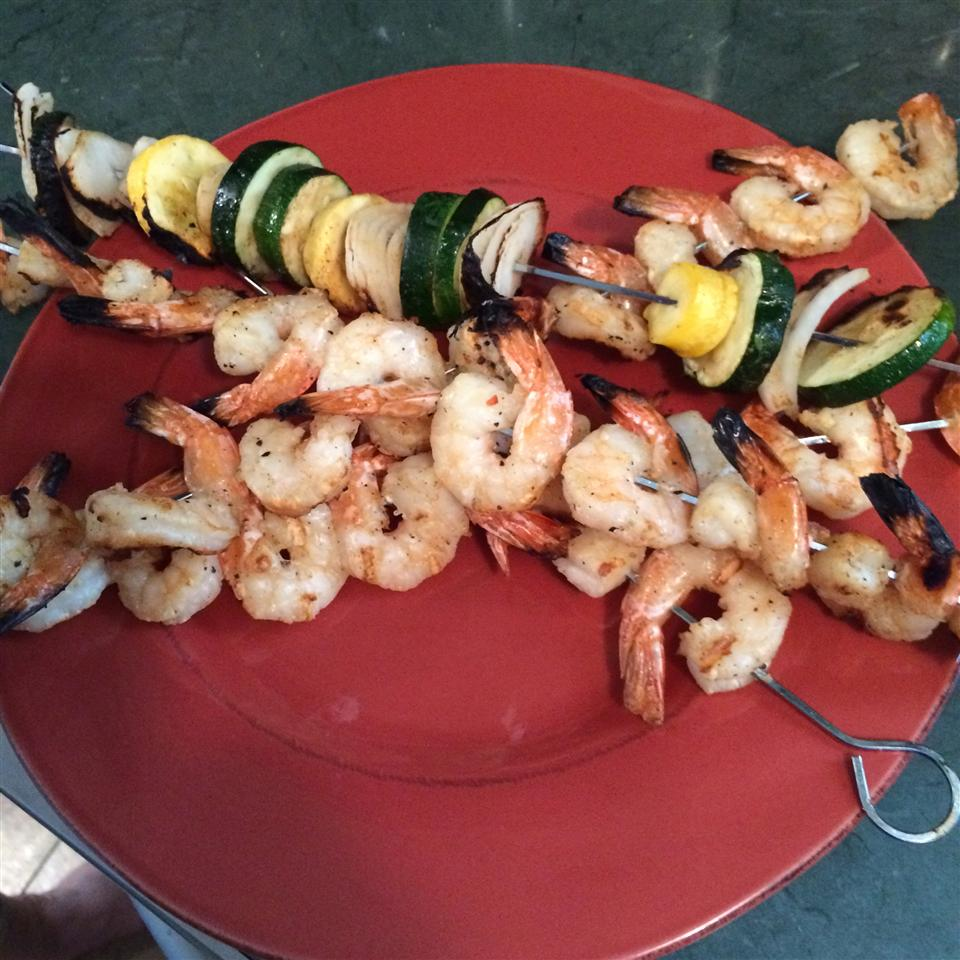 Grilled Shrimp Johnny Tango