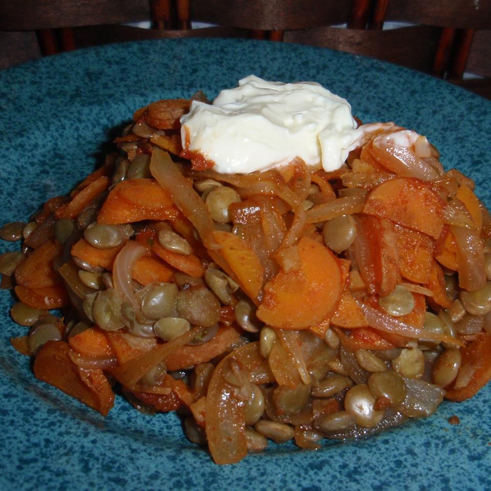 Carrots and Lentils sueb