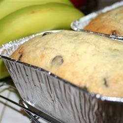 Chocolate Chip Banana Bread I Hydrangea_Hideaway