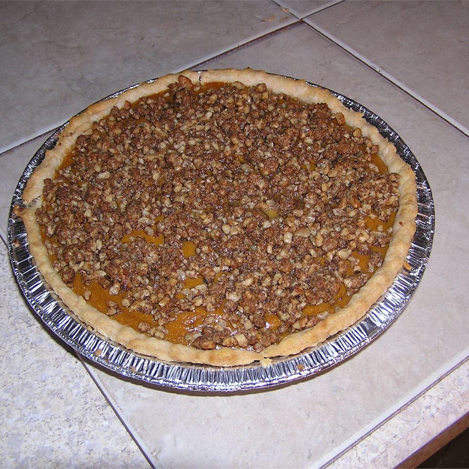 Brown Family's Favorite Pumpkin Pie