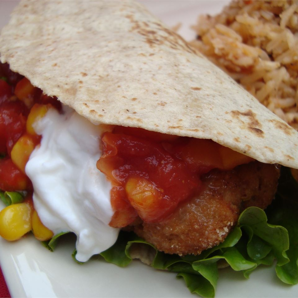Mexican Turkey Burgers Angela F.