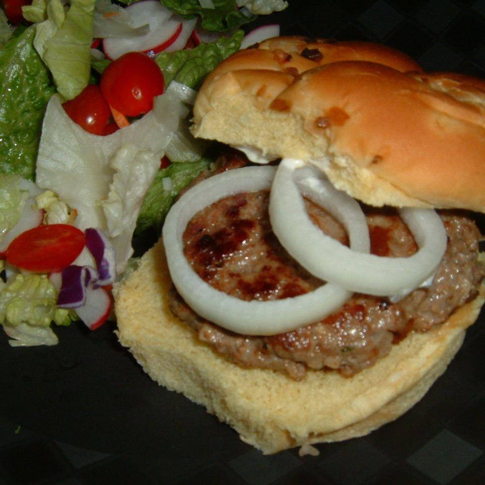 Greek Burgers Caroline C