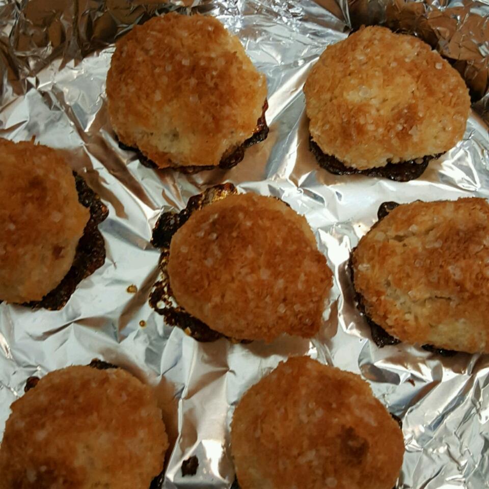 Perfect Coconut Macaroons Zainub Khan