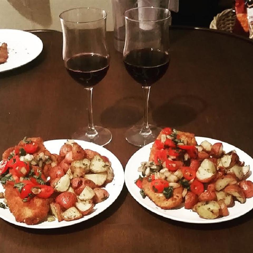 Tomato Basil Chicken Nicolina