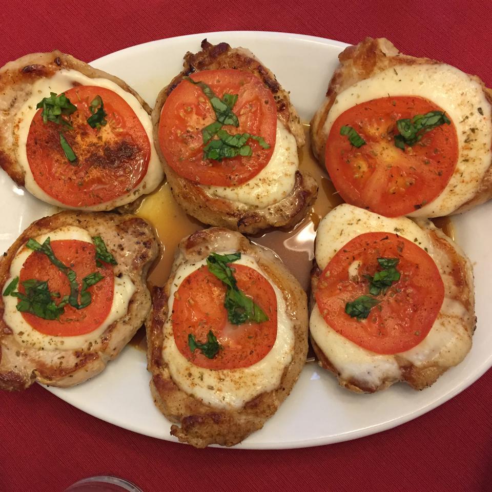 Grilled Italian Pork Chops WillCordPR