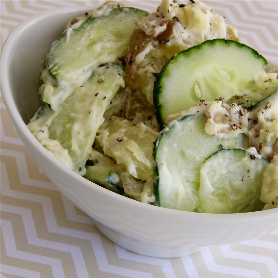 Easy German Potato Salad