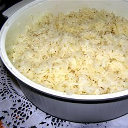 Lemon Thyme Rice aussiemum