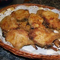 Baked Lamb Chops aussiemum
