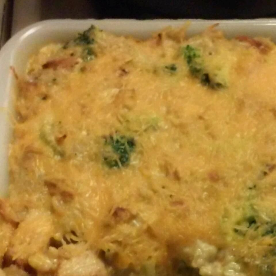 Cheesy Broccoli Rice Casserole DoGabba