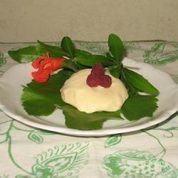 Easy Passion Fruit Mousse Rhianna