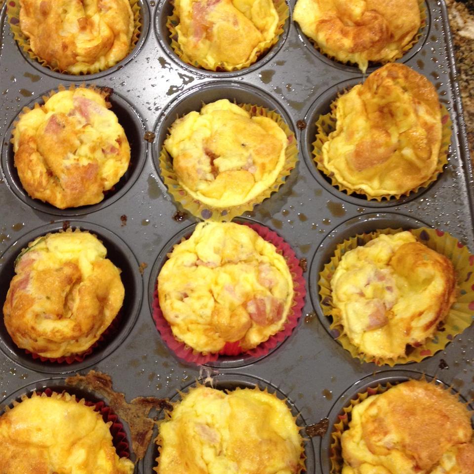 Healthy Egg Muffins Anya A