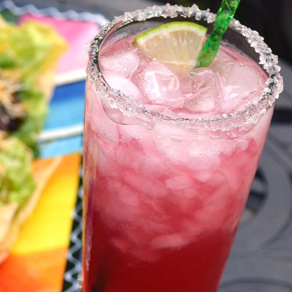 Prickly Pear Cactus Margarita