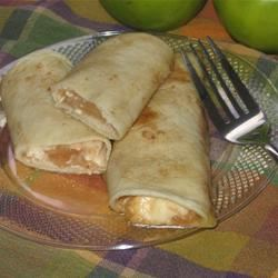 Apple Enchiladas Trish Beier