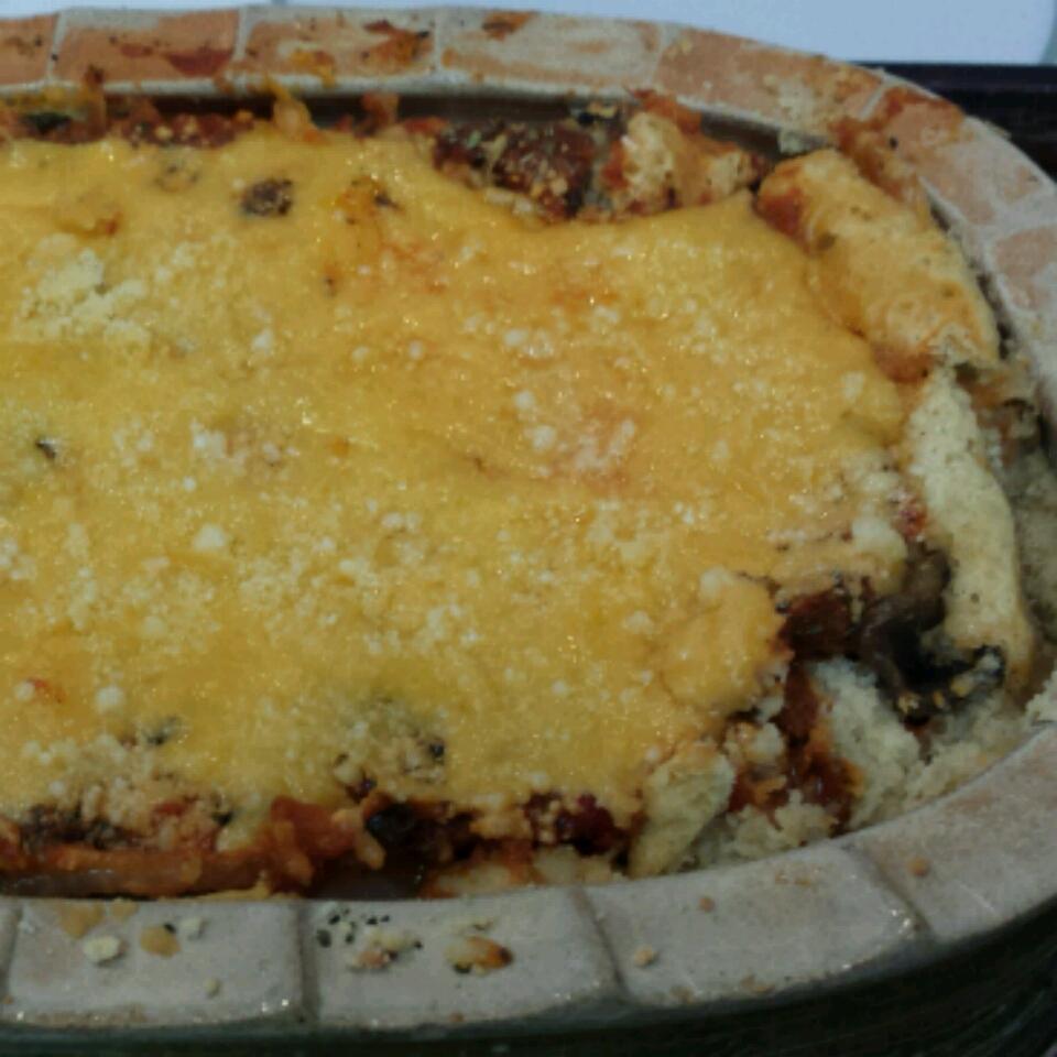 1-Dish Chicken Parmesan ARGO®,  KARO®  and FLEISCHMANN'S®