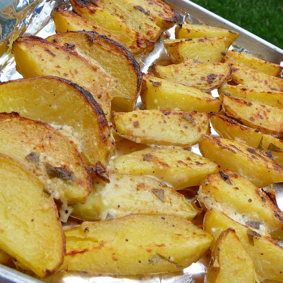 Best Potatoes You'll Ever Taste XANTHE