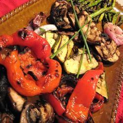 Eggplant Mixed Grill Alida Rovetto