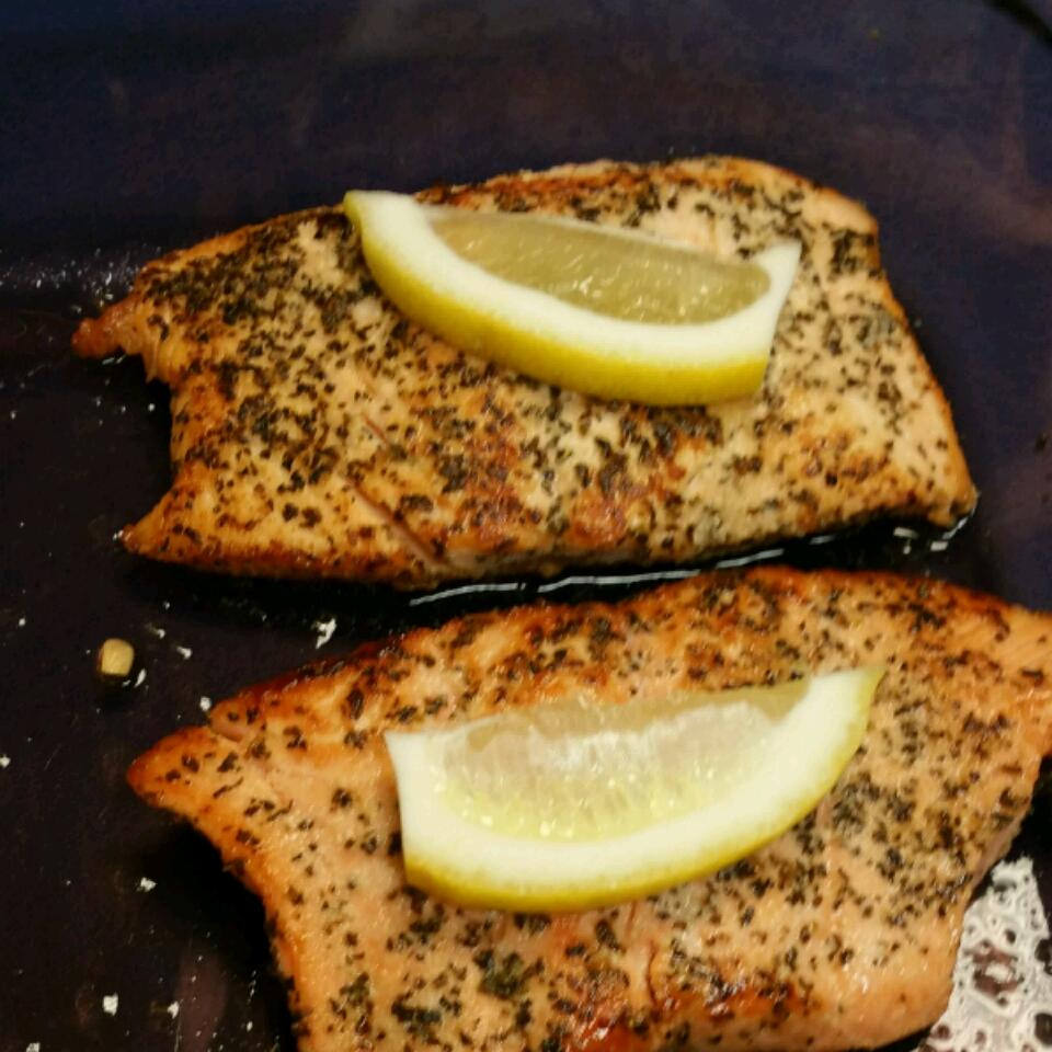 Super Simple Salmon Bridget Bauske