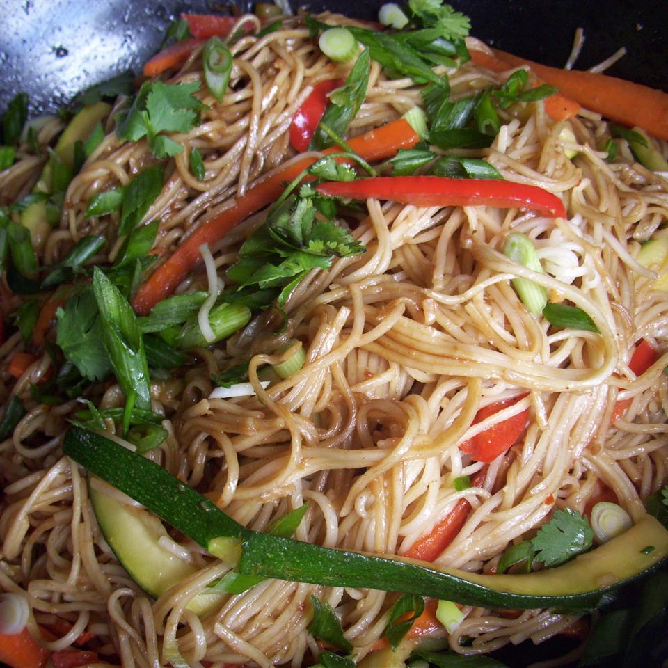 My Favorite Sesame Noodles Chef V