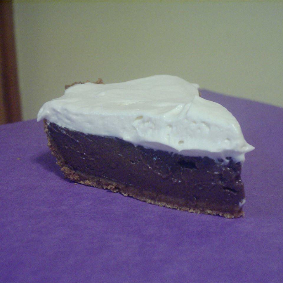 Easy Chocolate Tofu Pie Regina Excell
